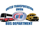 UTU Bus Department logo