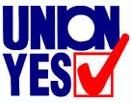 Union Yes; Union check yes
