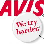National Car Rental Logo Avis
