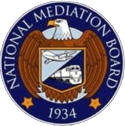 NMB logo; National Mediation Board