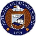 NMB logo; National Mediation Board