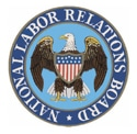 NLRB Logo; National Labor Relations Board