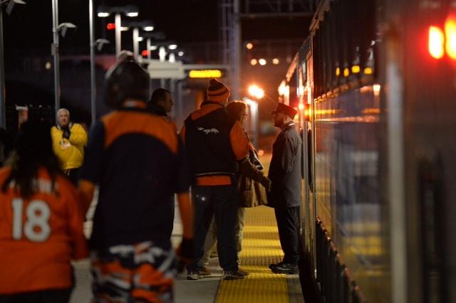SB Conductor at train