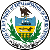 PA House of Reps Seal