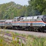 amtrak passenger rail