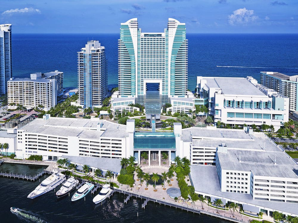 Westin Diplomat Beach Resort Fort Lauderdale